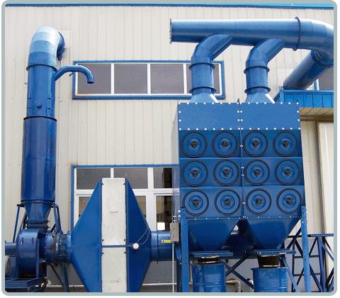 自洁式空气滤筒除尘器调试方法